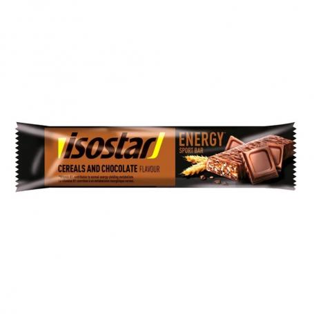 ISOSTAR ENERGY BAR CIOCOLATA, 35 g