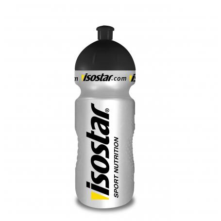 ISOSTAR BIDON MULTISPORT SILVER, 650 ml