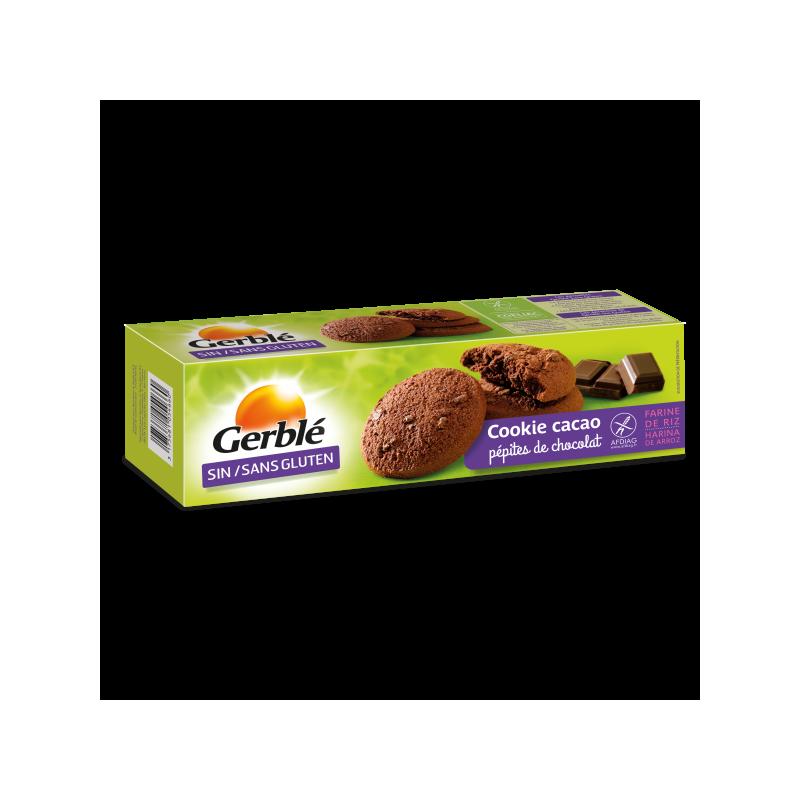 GERBLE FARA GLUTEN FURSEC CACAO, 160 g
