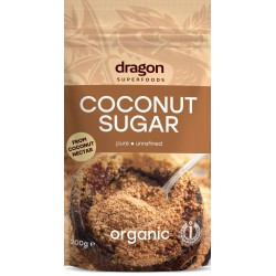 ECO DRAGON SUPERFOODS ZAHAR COCOS 200G