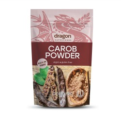 ECO DRAGON SUPERFOOD PUDRA CAROB 200G