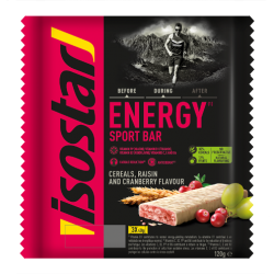 ISOSTAR HIGH ENERGY BAR ANTIOXIDANTI MERISOARE, 3X40g