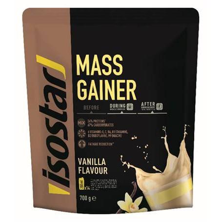 ISOSTAR POWERPLAY MASS GAINER VANILIE, 700 g