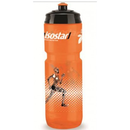 ISOSTAR BIDON ELITE RUNNING ORANGE 800ML