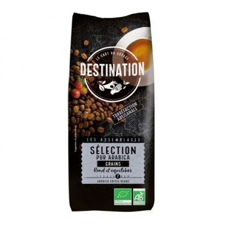 ECO DESTINATION CAFEA BOABE SELECTION - PUR ARABICA 250G