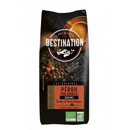 ECO DESTINATION CAFEA BOABE ORIGINI - PERU 1 KG