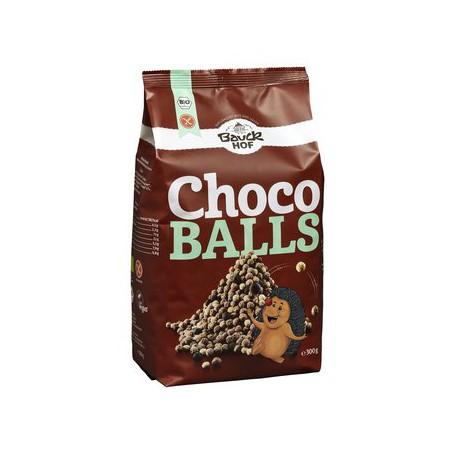 BAUCKHOF BIO CHOCO BALLS, 300g