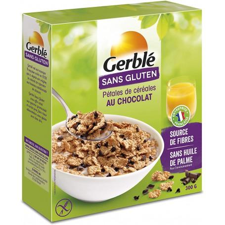 GERBLE NO GLUTEN CEREALE PETALE, 300 g