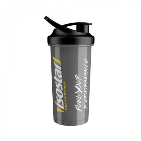 ISOSTAR POWERPLAY SHAKER BLACK , 700 ml