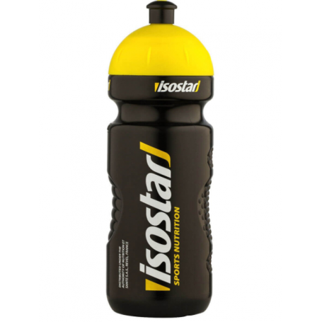 ISOSTAR BIDON  BLACK, 650 ml