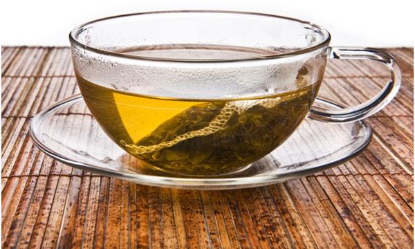ceai verde slabit