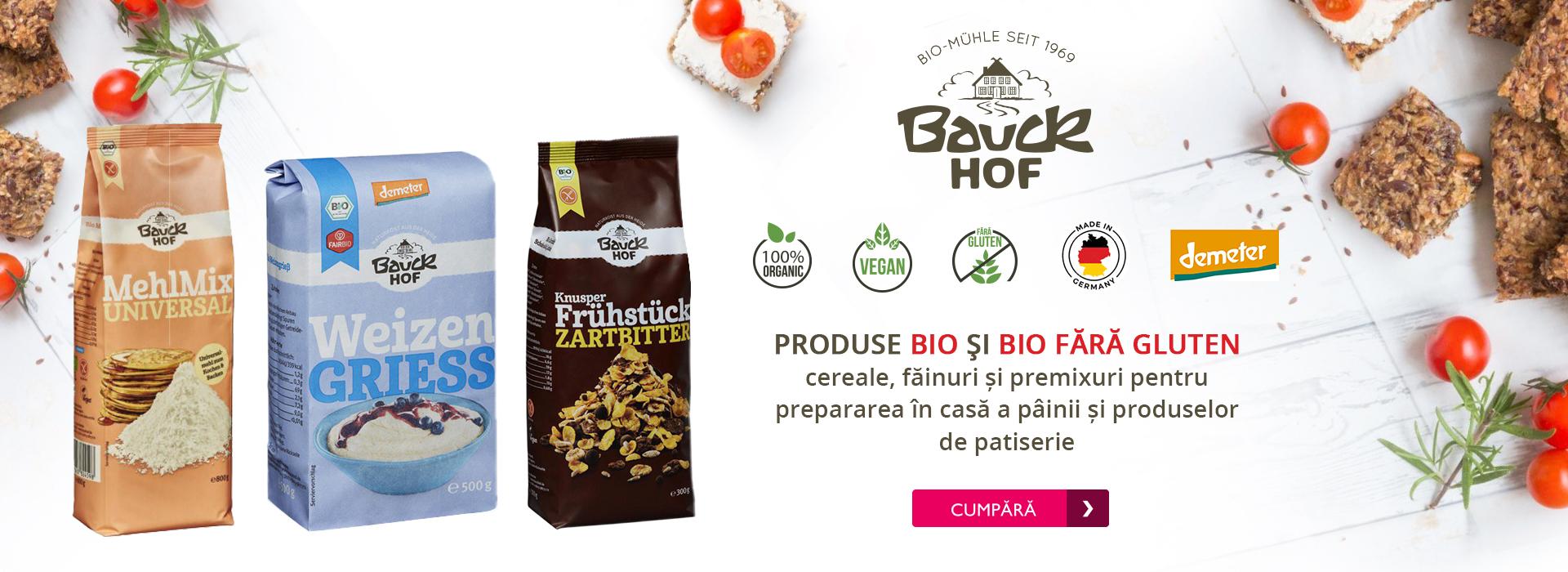 Bauckhof - aprilie 2020